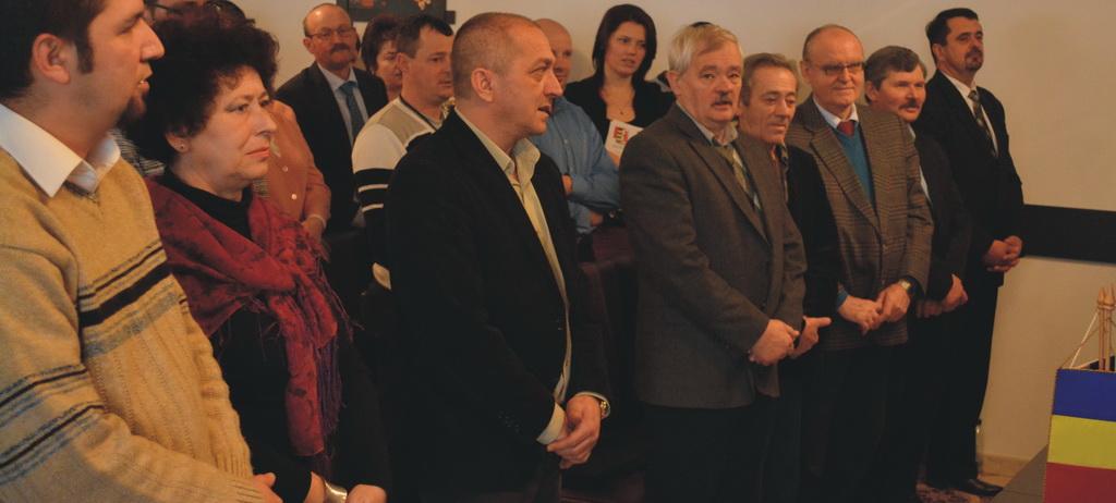Adunarea Generală a Uniunii Culturale a Rutenilor din România - Deva, 16, 17 ianuarie 2015