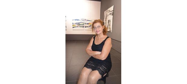 Sanda Ciorna, o artistă curajoasă