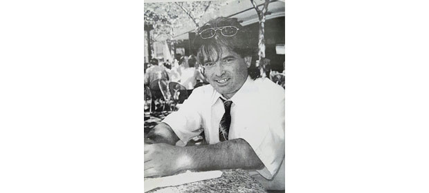 A plecat dintre noi Gabriel Hattinger-Klebașko ( 30. 10. 1958 - 26. 07. 2016 )