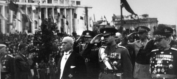 "Ion Coja: ""23 August 1944, o zi de"