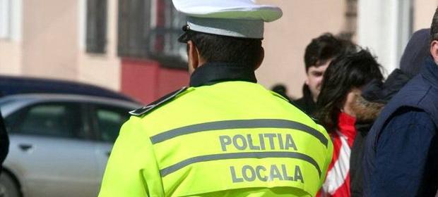 Decizie definitivă: Poliția Locală nu are voie să oprească mașinile în trafic