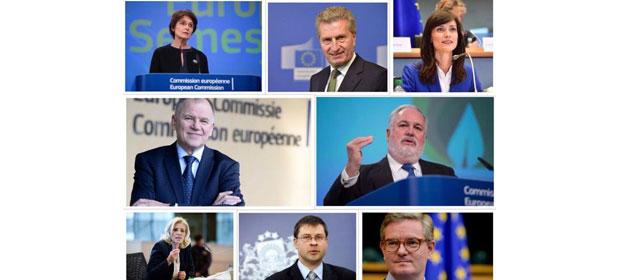 Opt comisari europeni în nici două lun »