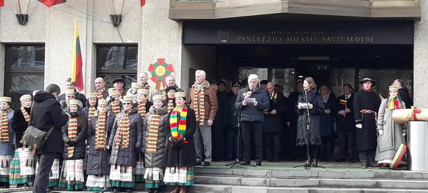 O delegație a județului Maramureș prezentă în Panevezys, la celebrarea centenarului independenței Lituaniei