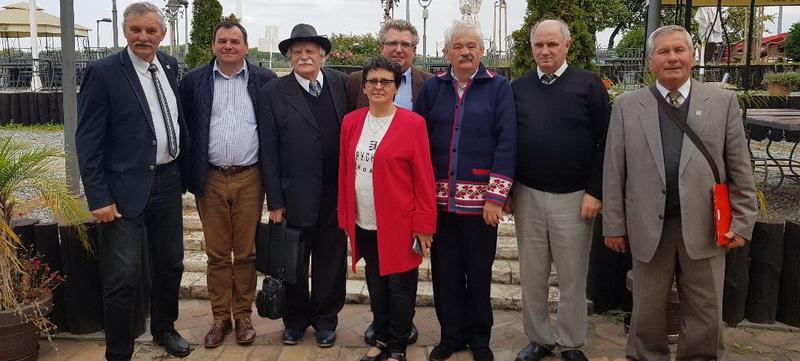 Ședința Consiliului Mondial al Rutenilor Vukovar, Croația