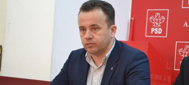 """Liviu Marian Pop (PSD): """"CSM, garantul independenţei Justiţiei, sancţionează demersul politicianist al preşedintelui Iohannis"""""""