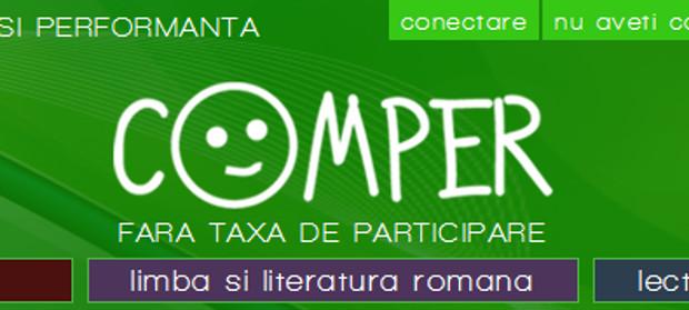 CONCURSURILE COMPER - ETAPA I 2018-2019
