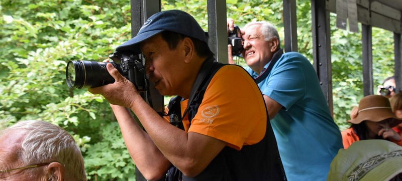 Vizită în Maramureș în cadrul a Festivalului Fotografic organizat de Global Photography Union în România
