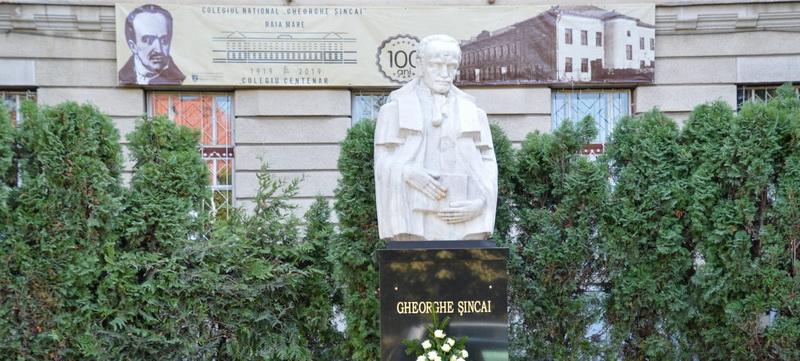 """100 de ani de excelență în educație marcați prin evenimentul """"Centenar Colegiul Național Gheorghe Șincai Baia Mare"""""""