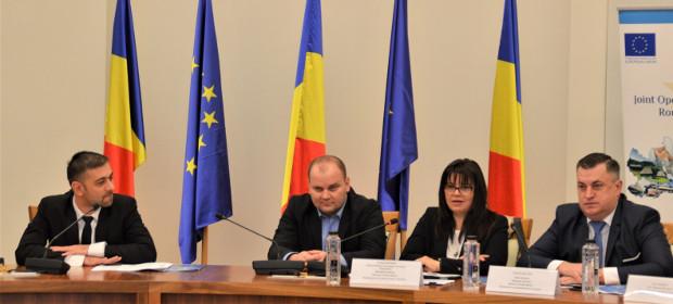"""Sesiune de instruire la Consiliul Județean Maramureș, pentru beneficiarii proiectelor derulate în cadrul POC """"România - Ucraina 2014 – 2020"""""""