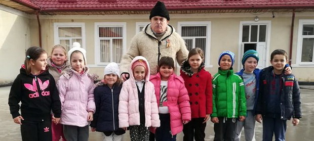 Manifestări  dedicate Unirii Principatelor Române la Școala Mireșu Mare