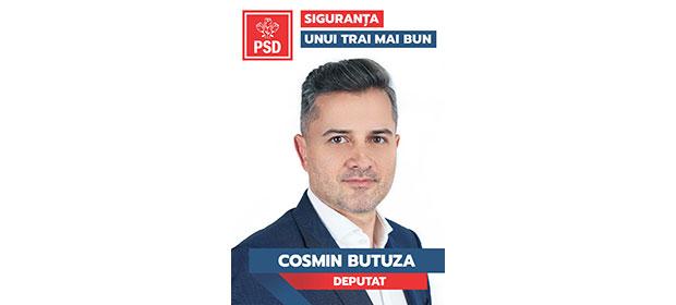 """Cosmin Butuza (PSD): """"PNL atacă la CCR legea stimulentelor pentru profesori!"""""""