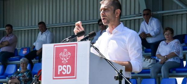 PSD Maramureș solicită prefectului anularea hotărârilor adoptate în ședința ilegală de desemnare a vicepreședinților Consiliului Județean