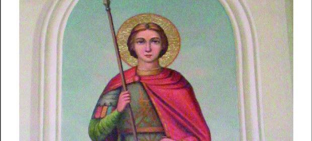 Sărbătoarea Sfântului Mare Mucenic Gheorghe