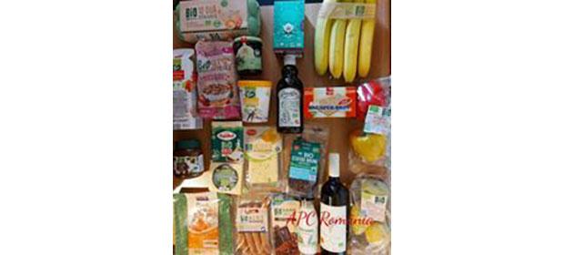 Unele alimente ecologice mustesc în chimicale