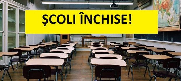 Guvernul Cîțu pedepsește 99,86% dintre elevi, doar pentru că 0,14% s-au infectat