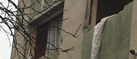 Pagube materiale generate de o explozie  la un bloc de locuințe din Baia Mare